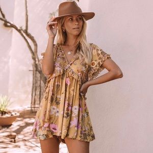 Spell & The Gypsy Wild Bloom Romper